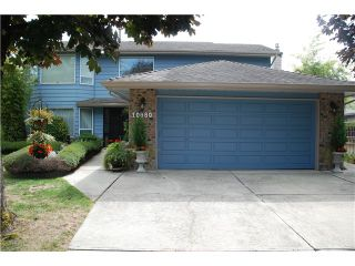 Photo 1: 10980 SEAMOUNT Road in Richmond: Ironwood House for sale : MLS®# V1083996