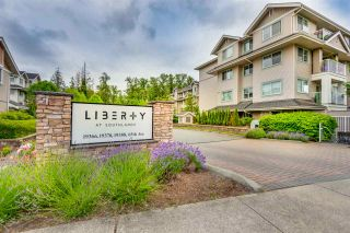 "Photo 1: 111 19366 65 Avenue in Surrey: Clayton Condo for sale in ""Liberty"" (Cloverdale)  : MLS®# R2285296"