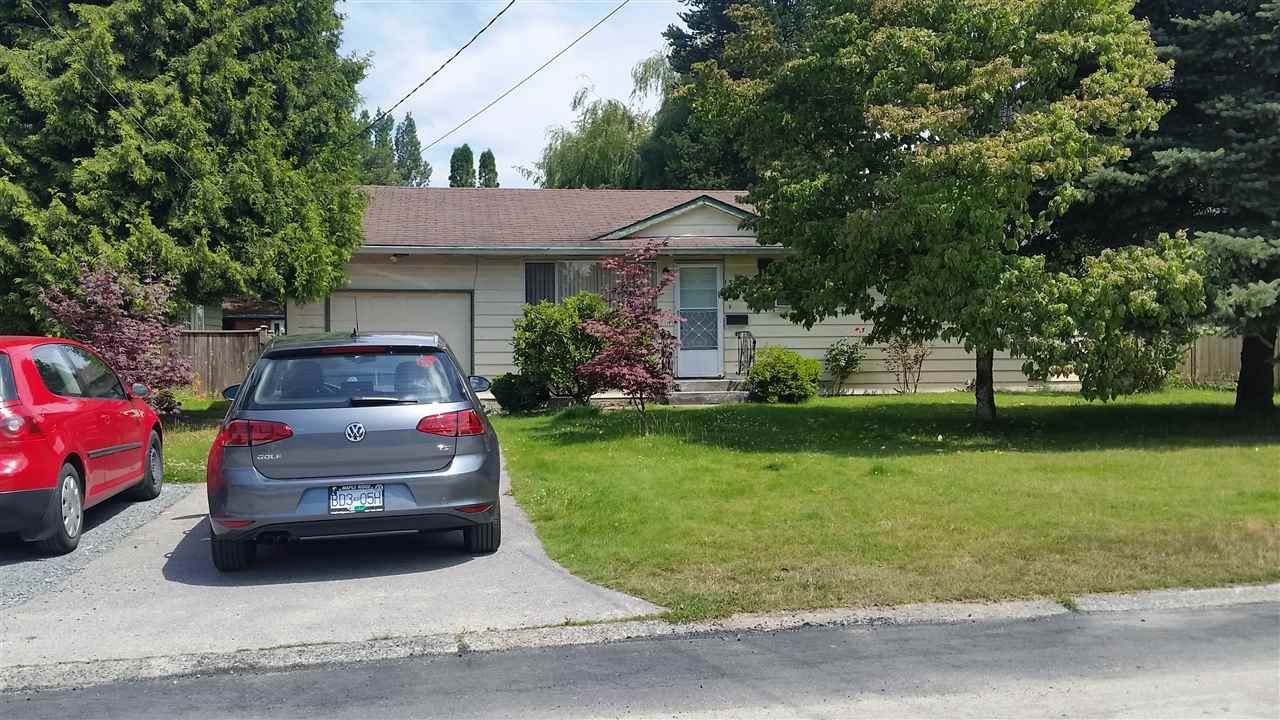 "Main Photo: 13837 SELKIRK Drive in Surrey: Bolivar Heights House for sale in ""bolivar heights"" (North Surrey)  : MLS®# R2091865"