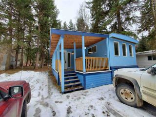 """Main Photo: 8 2764 DURRELL Road in Quesnel: Quesnel Rural - South Manufactured Home for sale in """"PARKLAND ESTATES"""" (Quesnel (Zone 28))  : MLS®# R2553865"""