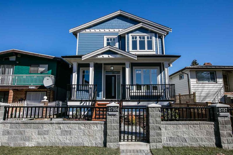 FEATURED LISTING: 2737 CHEYENNE Avenue Vancouver