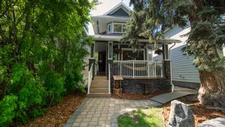 Main Photo: 1513 3 Street NW in Calgary: Crescent Heights Detached for sale : MLS®# A1141497