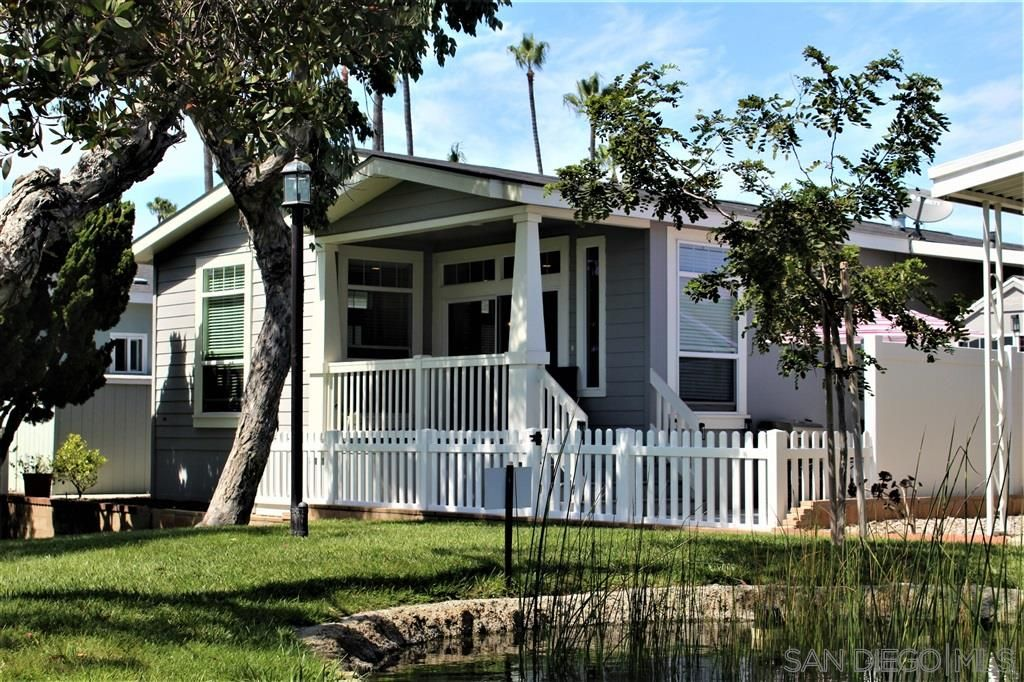 Main Photo: CARLSBAD WEST Manufactured Home for sale : 3 bedrooms : 7217 San Benito #345 in Carlsbad