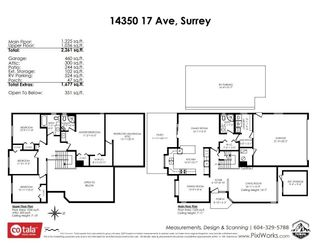 """Photo 39: 14350 17 Avenue in Surrey: Sunnyside Park Surrey House for sale in """"Ocean Bluff"""" (South Surrey White Rock)  : MLS®# R2581367"""