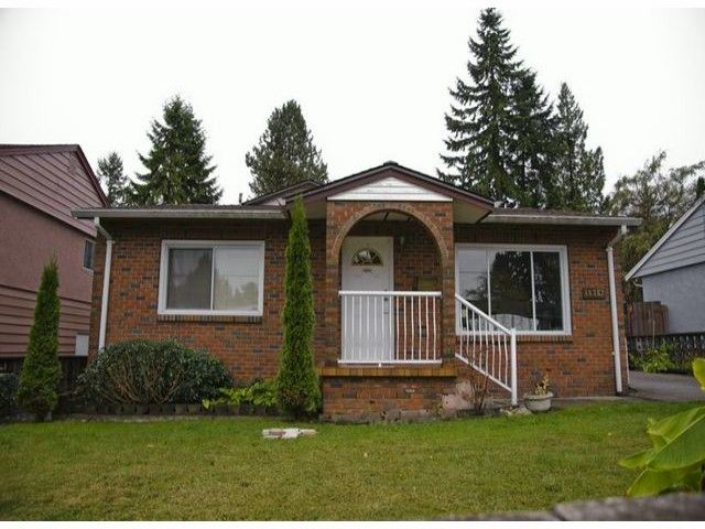 Main Photo: 14362 MELROSE Drive in SURREY: Bolivar Heights House for sale (North Surrey)  : MLS®# F1223454