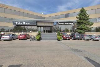 Photo 4: 203 7 St. Anne Street: St. Albert Office for lease : MLS®# E4238529