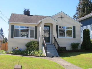 Photo 1: 352 SIMPSON Street in New Westminster: Sapperton House for sale : MLS®# R2165332