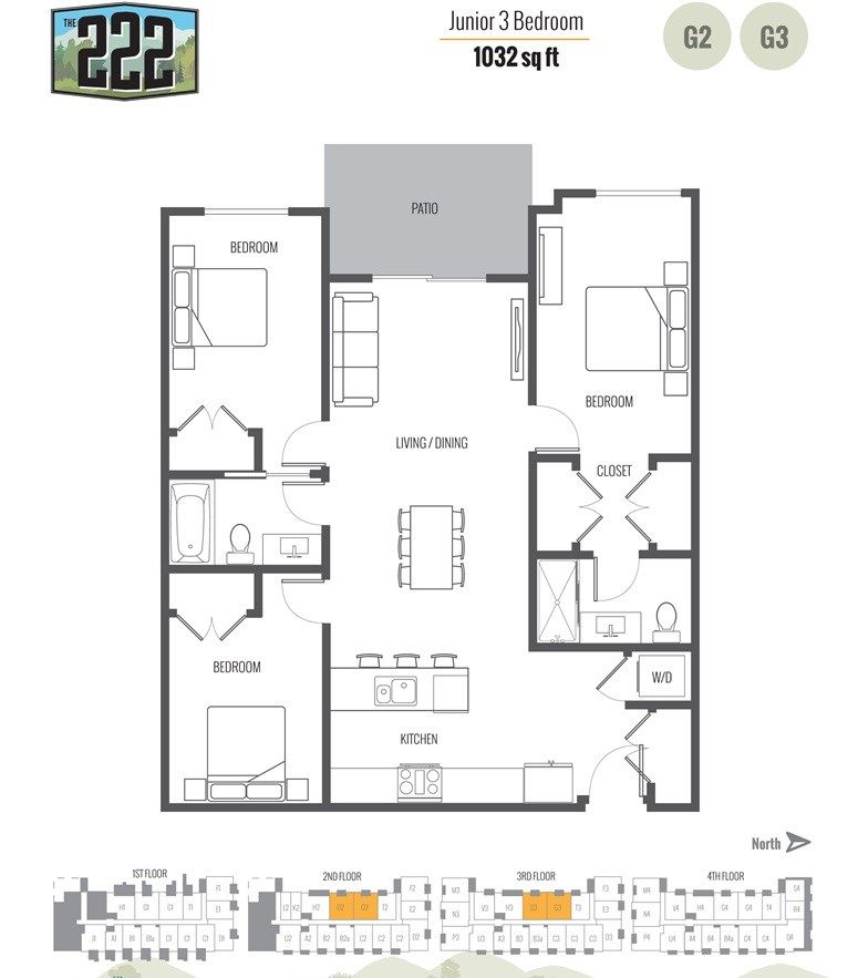 """Main Photo: 312 12320 222 Street in Maple Ridge: East Central Condo for sale in """"The 222 Phase 2"""" : MLS®# R2442536"""