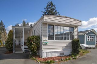 Photo 1: 214 3120 Island Hwy in : CR Campbell River Central Manufactured Home for sale (Campbell River)  : MLS®# 872212