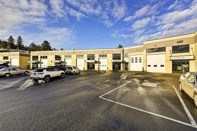 Main Photo: #105 470 Neave Court, in Kelowna: Industrial for sale : MLS®# 10236509
