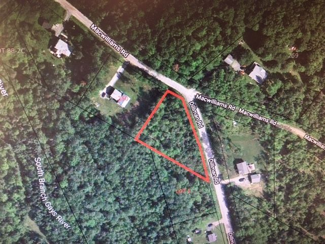 Main Photo: Vacant Lot Dillman Road in Carrolls Corner: 105-East Hants/Colchester West Vacant Land for sale (Halifax-Dartmouth)  : MLS®# 202105953
