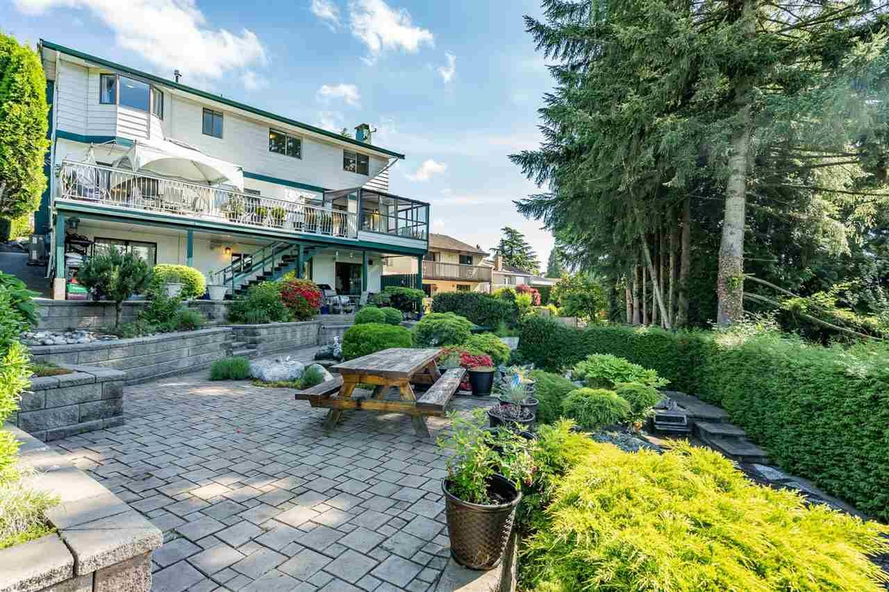 Main Photo: 381 DARTMOOR Drive in Coquitlam: Coquitlam East House for sale : MLS®# R2587522