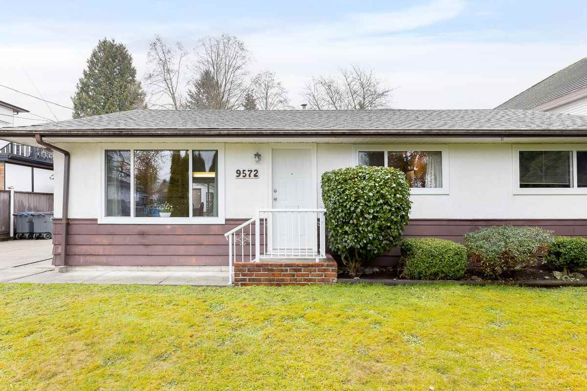Main Photo: 9572 125 Street in Surrey: Queen Mary Park Surrey House for sale : MLS®# R2536790