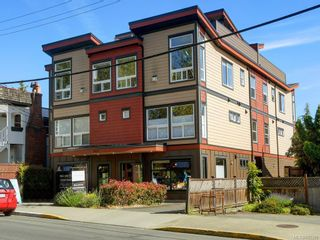 Photo 1: 3 1827 Fairfield Rd in Victoria: Vi Fairfield East Row/Townhouse for sale : MLS®# 842398