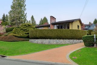 Photo 1: 1225 RENTON Road in West Vancouver: British Properties House for sale : MLS®# R2357527
