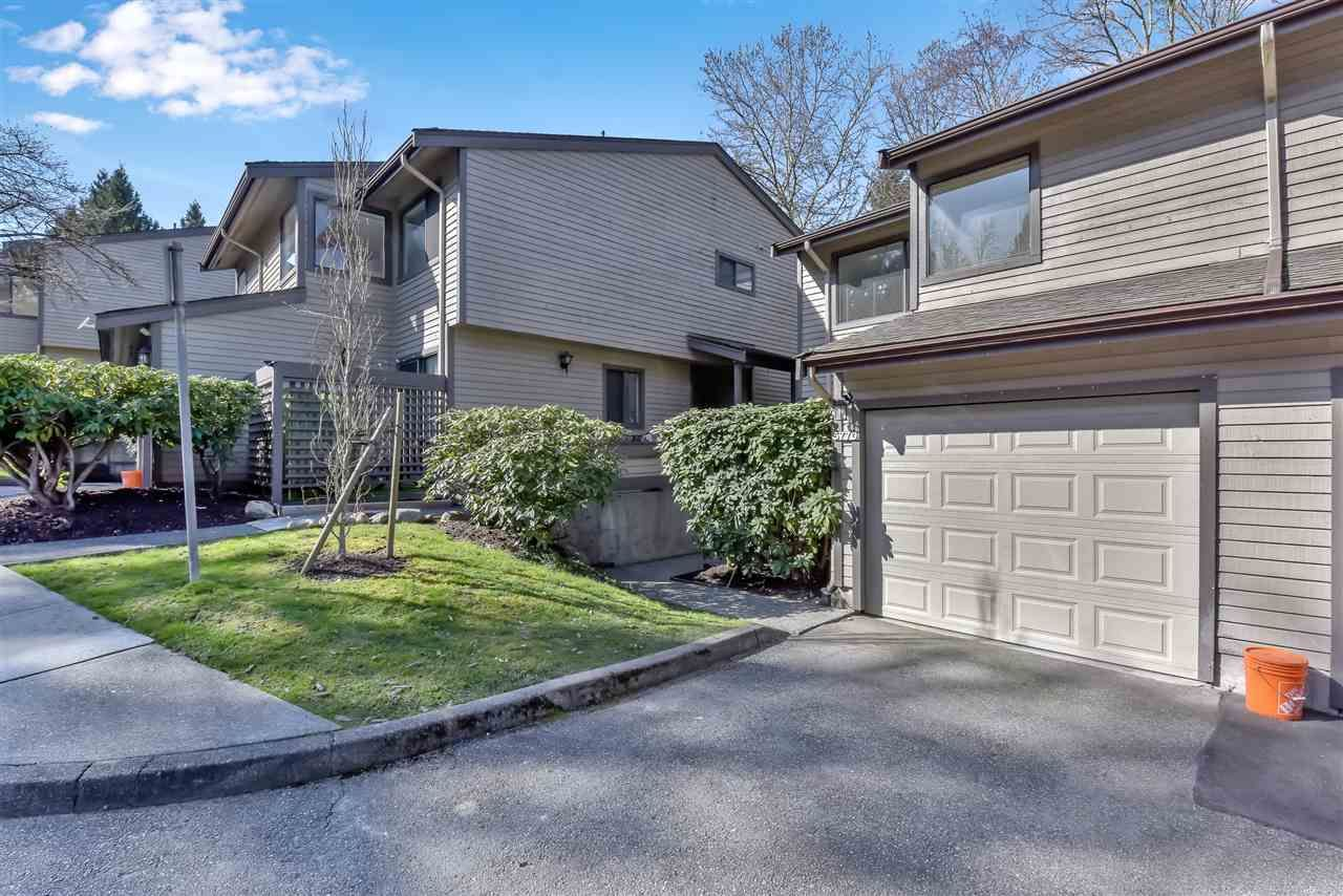 Main Photo: 5770 MAYVIEW CIRCLE in Burnaby: Burnaby Lake Townhouse for sale (Burnaby South)  : MLS®# R2548294