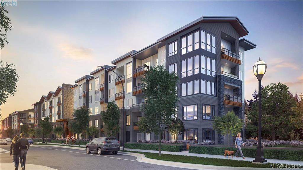 Main Photo: 508 960 Reunion Ave in VICTORIA: La Langford Proper Condo for sale (Langford)  : MLS®# 805543
