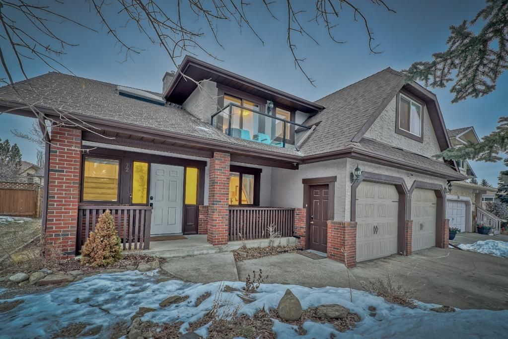 Main Photo: 72 Santana Hill NW in Calgary: Sandstone Valley Detached for sale : MLS®# A1066630