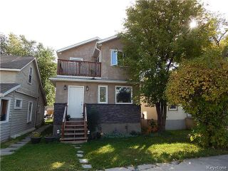 Photo 1: 269 Brooklyn Street in Winnipeg: St James Residential for sale (5E)  : MLS®# 1723854