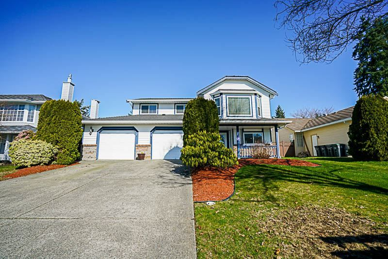 Main Photo: 15507 85 ave in Surrey: Fleetwood Tynehead House for sale : MLS®# R2265964