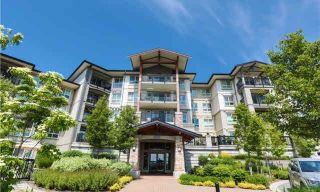"""Photo 1: 319 3050 DAYANEE SPRINGS Boulevard in Coquitlam: Westwood Plateau Condo for sale in """"BRIDGES BY POLYGON"""" : MLS®# R2024721"""
