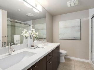 "Photo 12: 306 4400 BUCHANAN Street in Burnaby: Brentwood Park Condo for sale in ""MOTIF"" (Burnaby North)  : MLS®# R2139391"