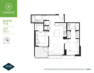 """Photo 32: 2104 680 SEYLYNN Crescent in North Vancouver: Lynnmour Condo for sale in """"Compass"""" : MLS®# R2564502"""