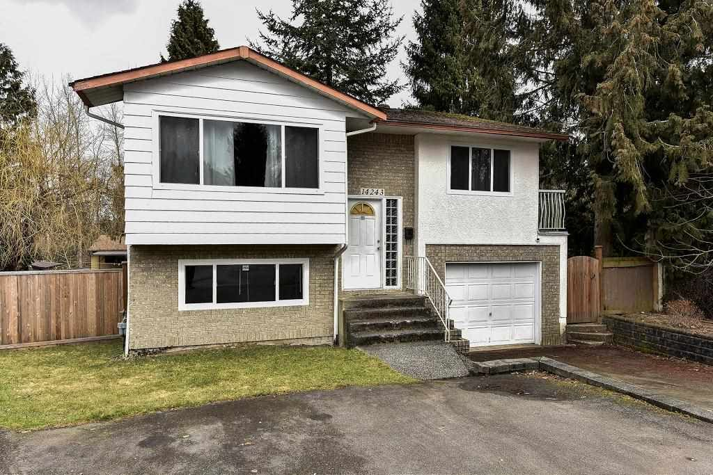 Main Photo: 14243 75B Avenue in Surrey: East Newton House for sale : MLS®# R2143236