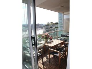 """Photo 5: 1006 1500 HOWE Street in Vancouver: Yaletown Condo for sale in """"DISCOVERY"""" (Vancouver West)  : MLS®# V899681"""