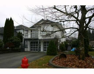 Photo 2: 3723 BRACEWELL Court in Port_Coquitlam: Oxford Heights House for sale (Port Coquitlam)  : MLS®# V754298