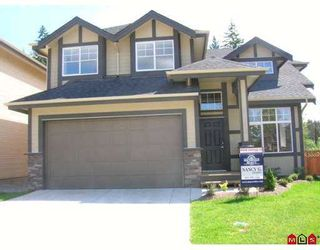 "Photo 1: 21770 95A AV in Langley: Walnut Grove House for sale in ""Redwood Grove"" : MLS®# F2610886"