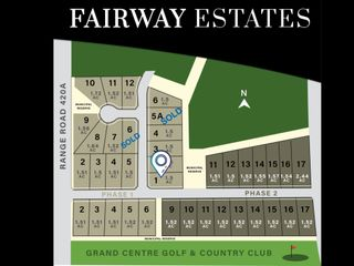 Photo 1: Lot 1 Block 3 Fairway Estates: Rural Bonnyville M.D. Rural Land/Vacant Lot for sale : MLS®# E4252211