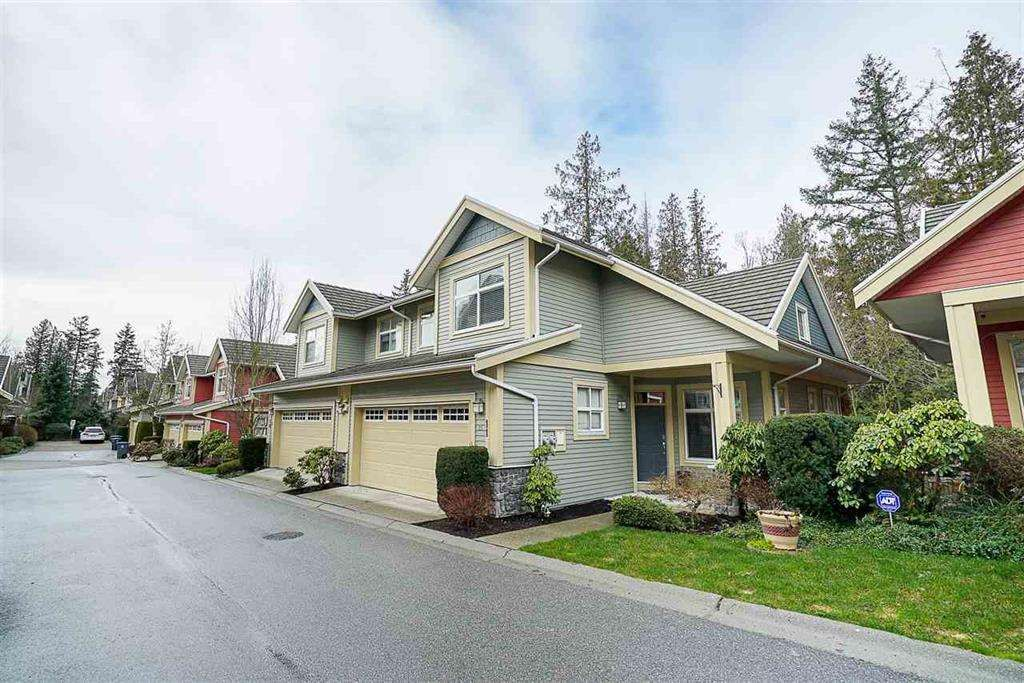 Main Photo: 11 15255 36 AVENUE in Surrey: Morgan Creek Townhouse for sale (South Surrey White Rock)  : MLS®# R2279519