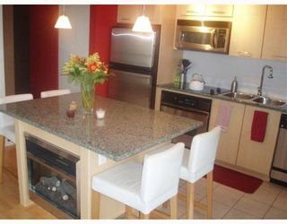 """Photo 2: 508 1199 SEYMOUR Street in Vancouver: Downtown VW Condo for sale in """"BRAVA"""" (Vancouver West)  : MLS®# V748495"""