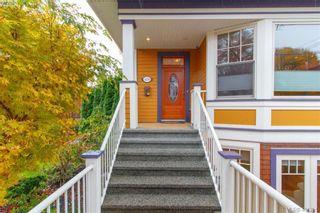 Photo 4: 433 Montreal St in VICTORIA: Vi James Bay Half Duplex for sale (Victoria)  : MLS®# 800702