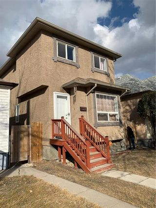 Photo 1: 1051 College Street in Winnipeg: North End Residential for sale (4B)  : MLS®# 202106853