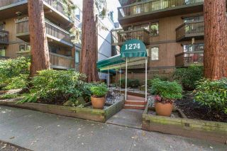 Photo 24: 312 1274 BARCLAY STREET in Vancouver: West End VW Condo for sale (Vancouver West)  : MLS®# R2512927