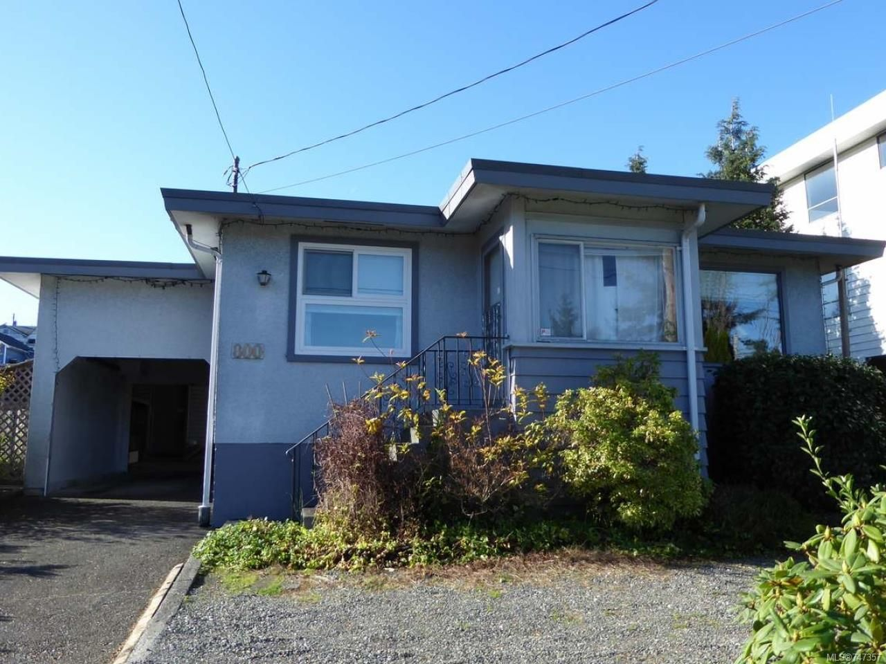 Main Photo: 800 Alder St in CAMPBELL RIVER: CR Campbell River Central House for sale (Campbell River)  : MLS®# 747357