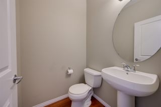 Photo 19: 6617 SANDIN Cove in Edmonton: Zone 14 House Half Duplex for sale : MLS®# E4227068