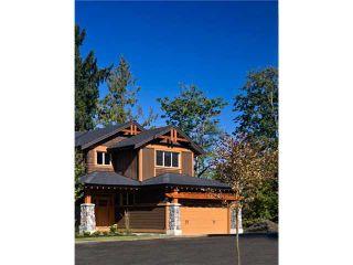"""Photo 1: 89 24185 106B Avenue in Maple Ridge: Albion 1/2 Duplex for sale in """"TRAILS EDGE"""" : MLS®# V915259"""