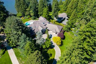 "Photo 2: 13375 CRESCENT Road in Surrey: Elgin Chantrell House for sale in ""WATERFRONT CRESCENT ROAD"" (South Surrey White Rock)  : MLS®# R2531349"