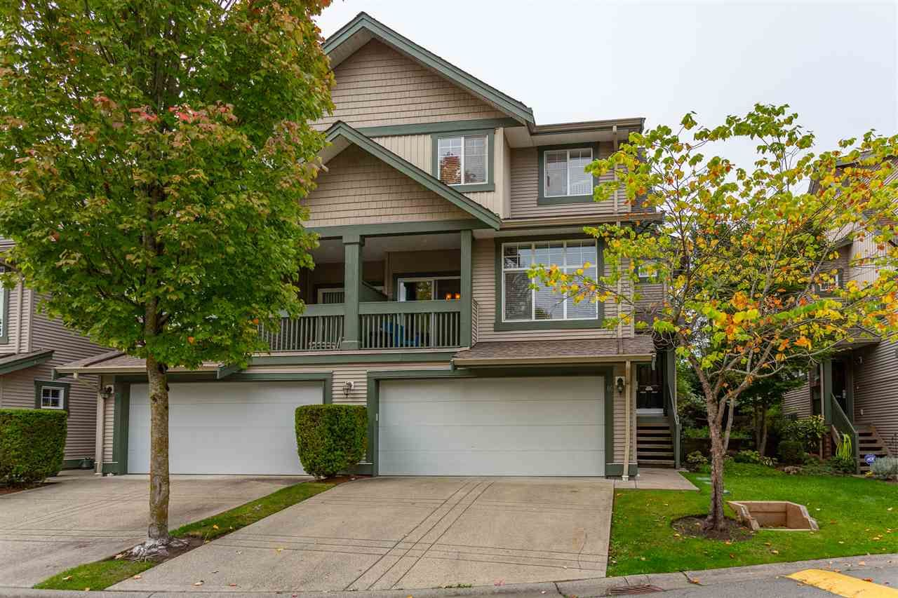 """Main Photo: 16 6050 166 Street in Surrey: Cloverdale BC Townhouse for sale in """"Westfield"""" (Cloverdale)  : MLS®# R2506257"""