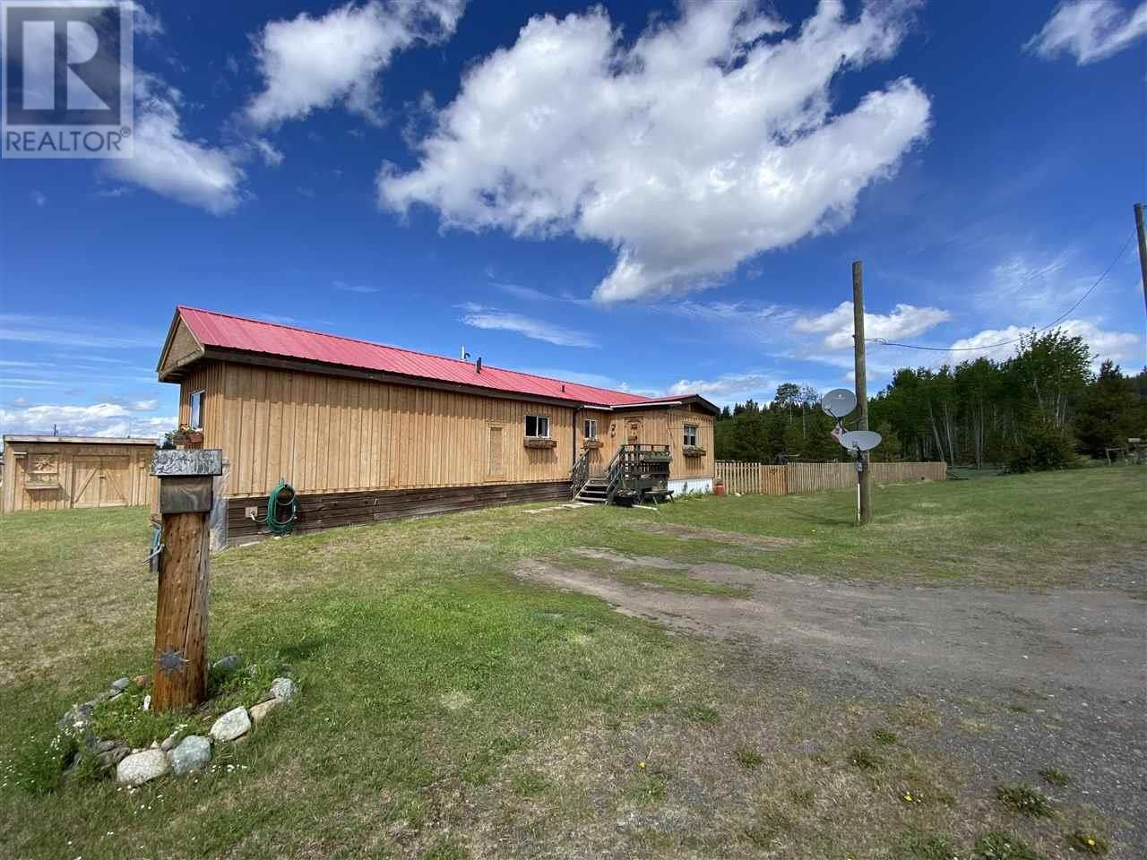 Main Photo: 7994 MONTESSA DRIVE in Lone Butte: House for sale : MLS®# R2593299