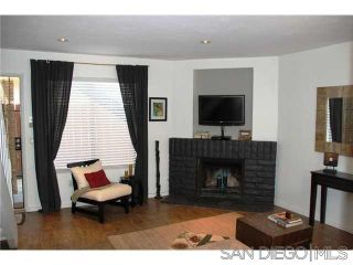 Photo 3: NORTH PARK Townhouse for sale : 2 bedrooms : 3967 Utah St #1 in San Diego