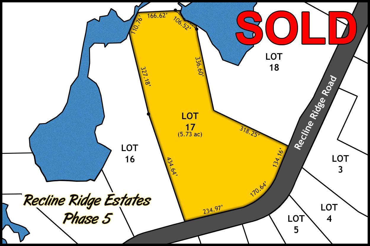 Photo 1: Photos: Lot 17 Recline Ridge Road in Tappen: Land Only for sale : MLS®# 10200571