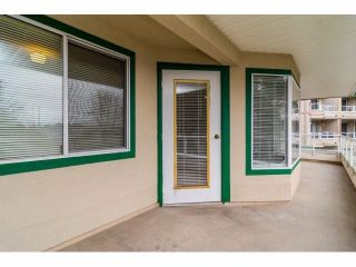 """Photo 14: 329 2750 FAIRLANE Street in Abbotsford: Central Abbotsford Condo for sale in """"THE FAIRLANE"""" : MLS®# F1428068"""