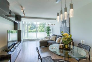 """Photo 3: 102 958 RIDGEWAY Avenue in Coquitlam: Coquitlam West Condo for sale in """"The Austin by Beedie"""" : MLS®# R2391670"""