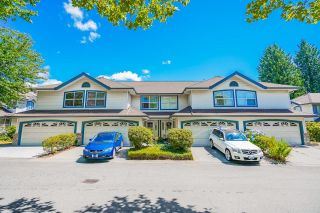"""Photo 1: 10 7250 122 Street in Surrey: East Newton Townhouse for sale in """"STRAWBERRY HILL"""" : MLS®# R2622818"""