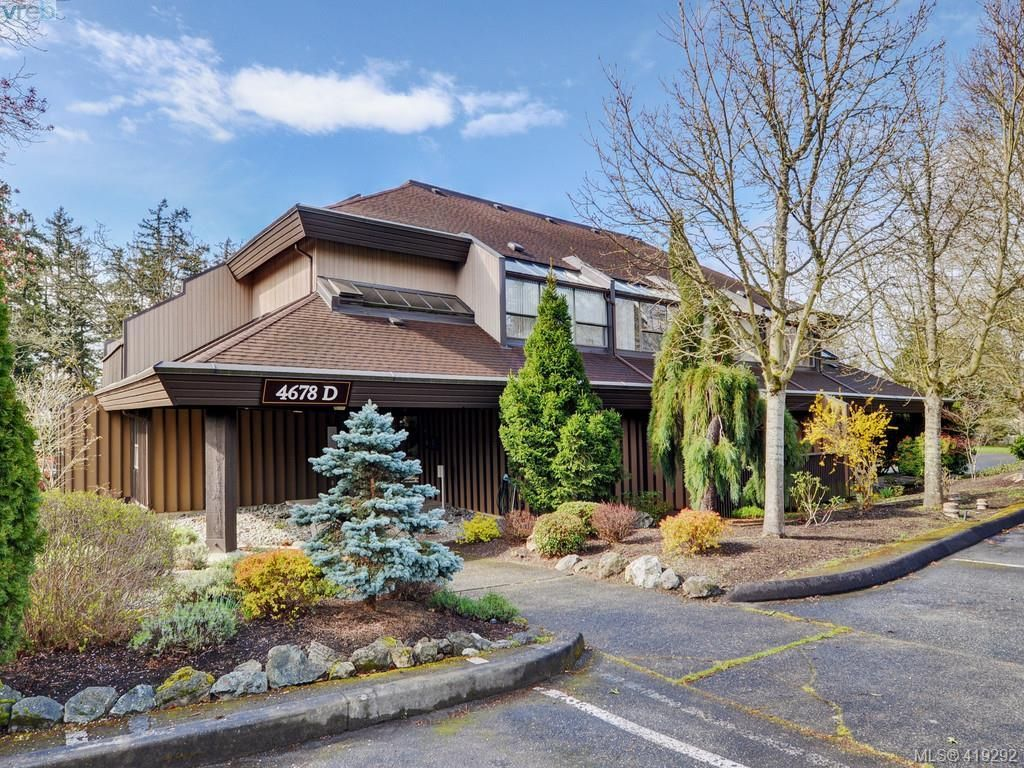 Main Photo: 497D 4678 Elk Lake Dr in VICTORIA: SW Royal Oak Condo for sale (Saanich West)  : MLS®# 829818