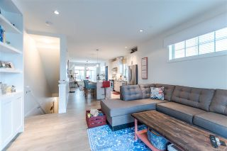 """Photo 5: 16 1708 KING GEORGE Boulevard in Surrey: King George Corridor Townhouse for sale in """"George"""" (South Surrey White Rock)  : MLS®# R2229813"""